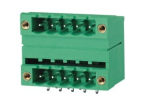 5.0/5.08mm Plug in Terminal Block