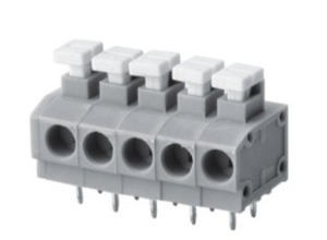 5.0mm PCB Terminal Block Connector