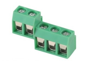 126R-5.0mm PCB Screw Terminal Block