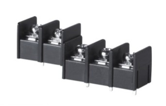 China Barrier Terminal Blocks 8.5mm