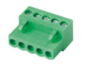 5.08mm 2-24 Pin Pluggable Terminal Block Connector