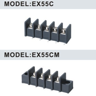 EX55C/EX55CM 10.0mm Barrier Terminal Block Connector