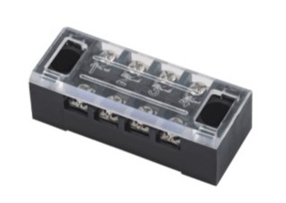 China 9.0mm Barrier Strip Terminal Block