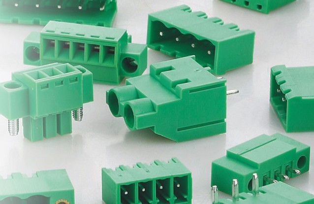 terminal blocks and connectors