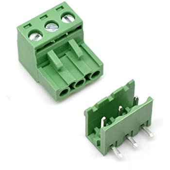 Pluggable terminal blocks